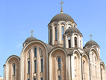 Makeevka cathedral