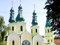 Cathedral of the Pochaiv Icon of the Mother of God in Mukachevo