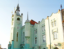 City Hall of Mukachevo