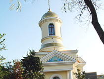 Chapel of St. Nicholas in Nikolaev