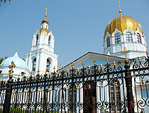 Cathedral of the Nativity of the Virgin in Nikolaev