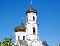 Transfiguration Cathedral in Nikopol