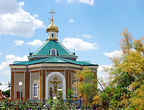 Church in the Odessa region