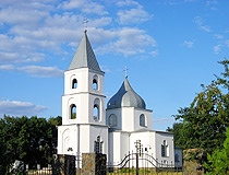 Odesskaya oblast church