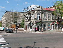 In the central part of Oleksandriya