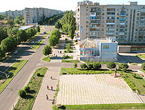 Apartment houses in Oleksandriya