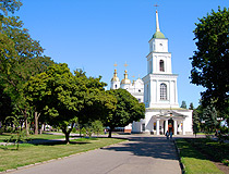 Assumption Cathedral in Poltava