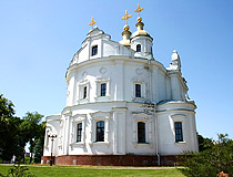 Cathedral of the Assumption in Poltava