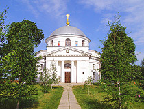 St. Nicholas Church in Dykanka, Poltava Oblast