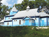Wooden Church of St. Nicholas in Bystrychi, Rivne Oblast
