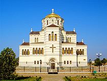 St. Vladimir Cathedral in Chersonese