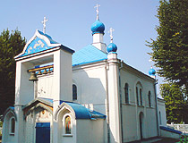 Shostka church