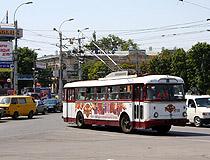 Simferopol trolleybus