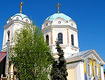 Simferopol church