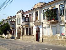 Simferopol street view
