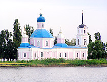 The Holy Resurrection Cathedral