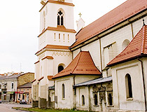 Stryi cathedral