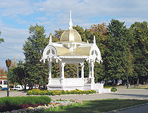 Altanka - the symbol of Sumy