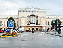 Ternopil Railway Station