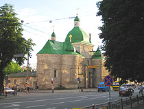 Church of the Nativity of Christ in Ternopil