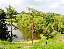 Nature of the Ternopil region