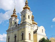 Holy Transfiguration Cathedral in Vinnytsia