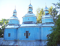 Wooden Church of St. Nicholas in Vinnytsia