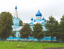 Volyn region church