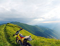 Exploring the Carpathians in the Zakarpattia region