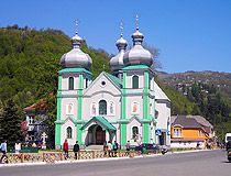 Zakarpattia province church