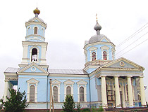 Zaporozhye province church