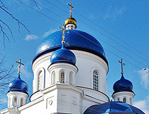St. Michael's Cathedral in Zhytomyr