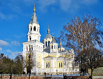 Holy Transfiguration Cathedral in Zhytomyr