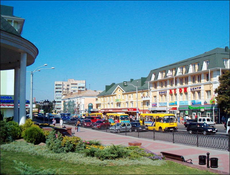 Rivne City Ukraine Travel Guide