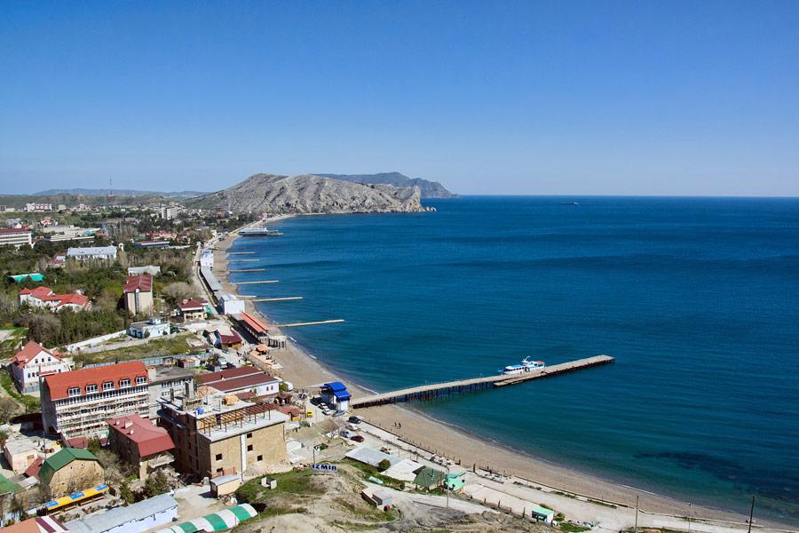 Sudak City Crimea Guide