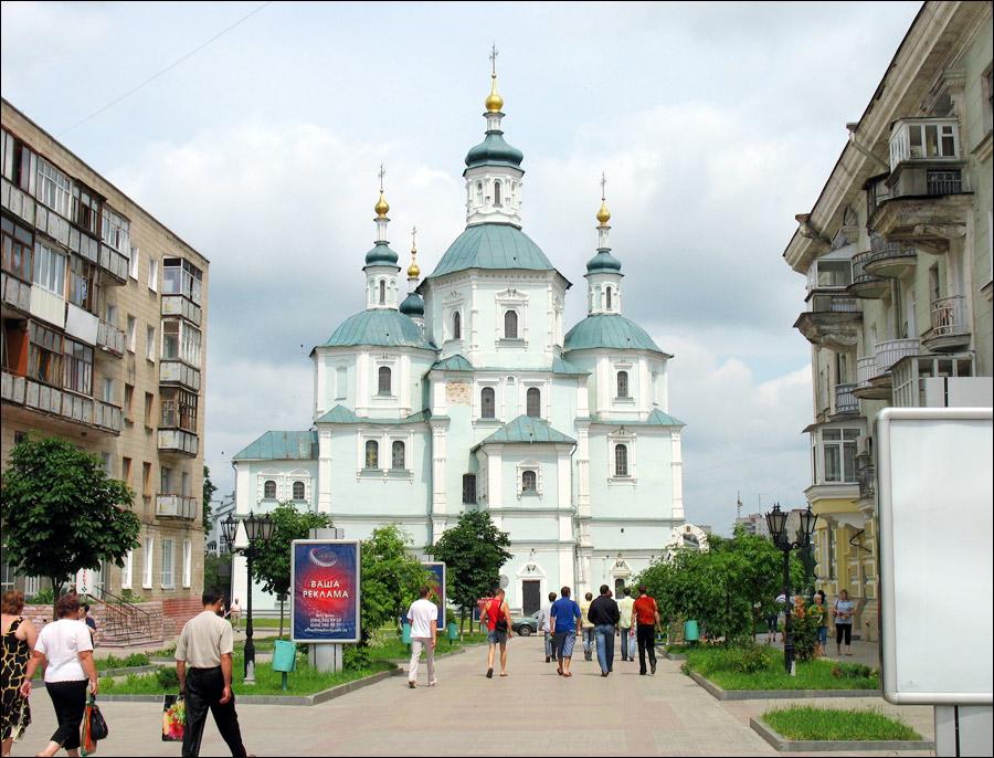 where is sumy ukraine