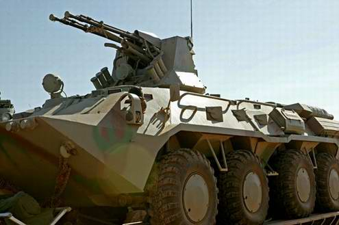 Armoured personnel carrier BTR-94