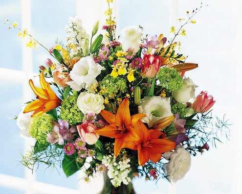 Ukraine Flowers Delivery Features