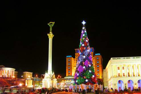 Ukraine holidays - Christmas