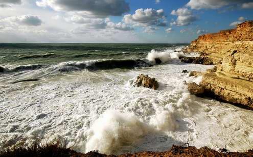 Ukraine holidays - Crimea Republic of Ukraine sceneries