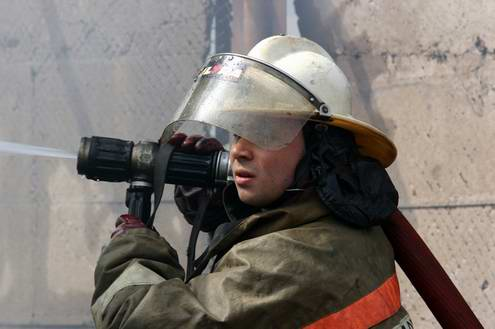 Ukraine holidays - Firemen day