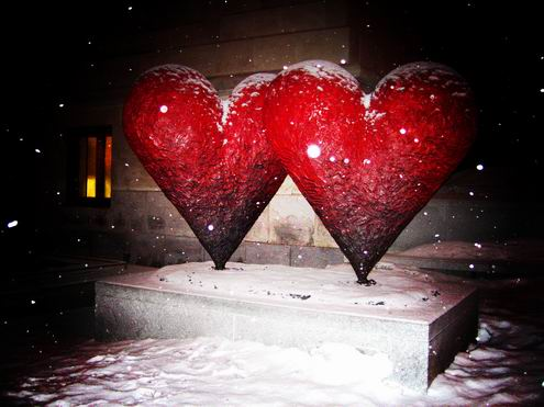 Ukraine holidays of February - St. Valentine's Day