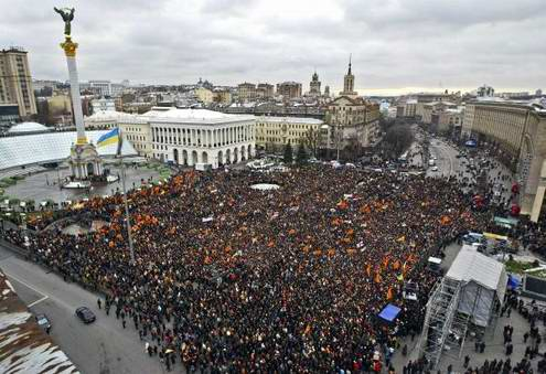 Ukrainian Orange Revolution