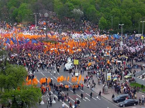 Ru Orange Revolution In Ukraine 111
