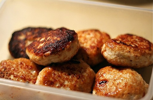 Ukrainian cuisine afters - Cutlets