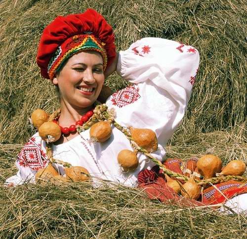 Ukrainian names for girls