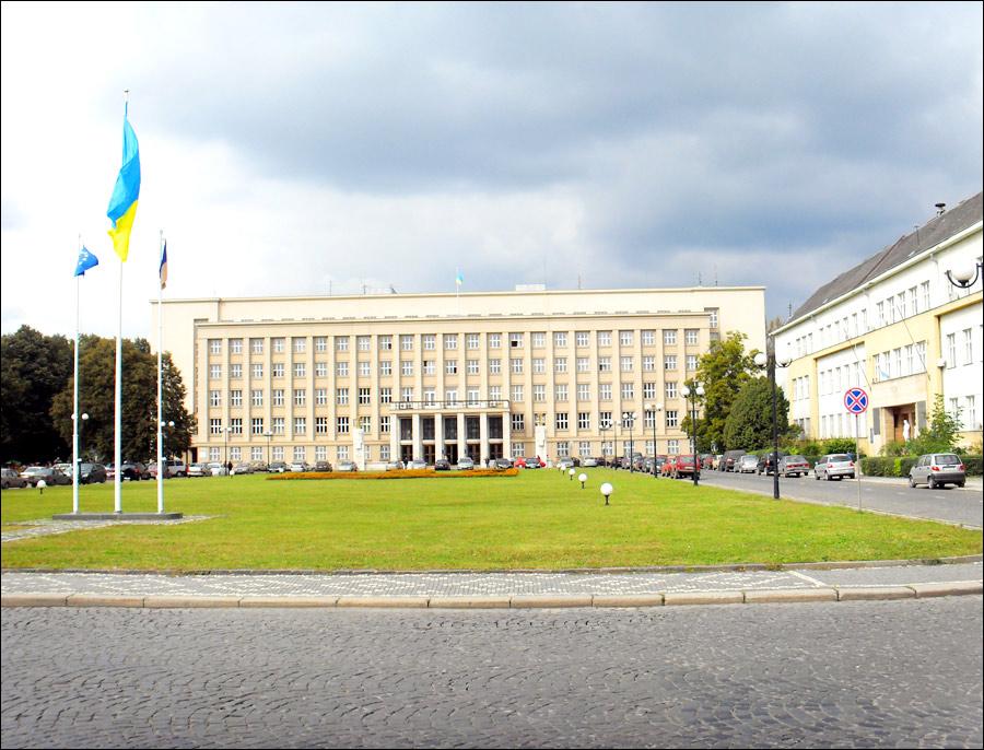 Uzhhorod zakarpattia ukraine